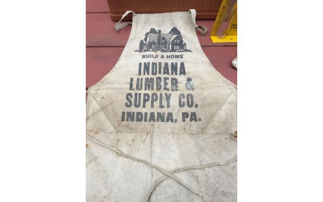 Indiana Lumber & Supply Co Apron