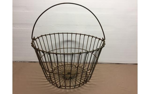 Wire Egg Basket